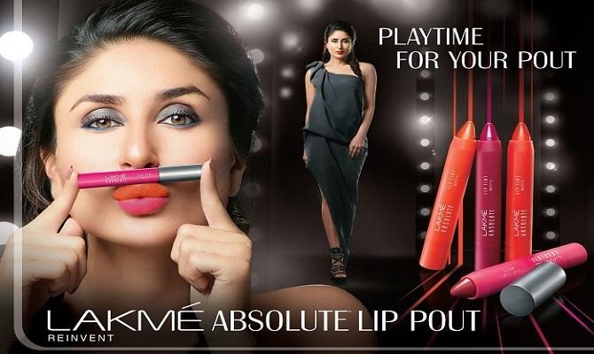 Lakme-Absolute-Lip-Pout-launch-2015